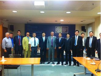 ypeka2 Συνάντηση Υπουργού ΠΕΚΑ με υψηλόβαθμη αντιπροσωπεία της Κίνας για τις Σπάνιες Γαίες