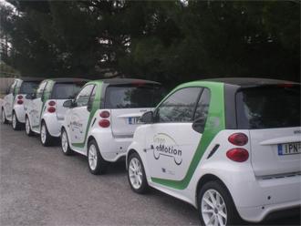 emotion autos Έφτασαν τα πρώτα ηλεκτρικά αυτοκίνητα στην Κοζάνη