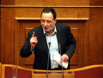 lafazanis ΣΠΕΦ: Συγχαρητήρια επιστολή προς τον νέο Υπουργό Παραγωγικής Ανασυγκρότησης, Περιβάλλοντος και Ενέργειας