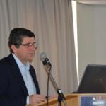 Ο Προέδρος ΛΑΓΗΕ ΑΕ κ. Αναστάσιος Γκαρής στη γενική συνέλευση του ΣΠΕΦ