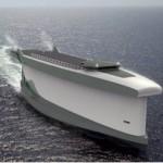 Yβριδικό σκάφος αιολικής ενέργειας, με την ονομασία Vindskip